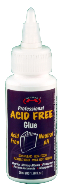 Acid Free Glue 1.7 fl.oz.