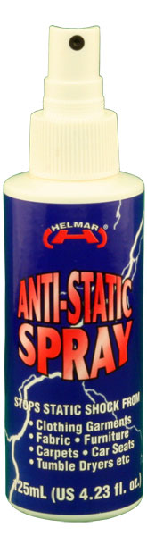 Anti-Static Spray 4.23 fl.oz.