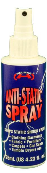 Anti-Static Spray 4.23 fl.oz.