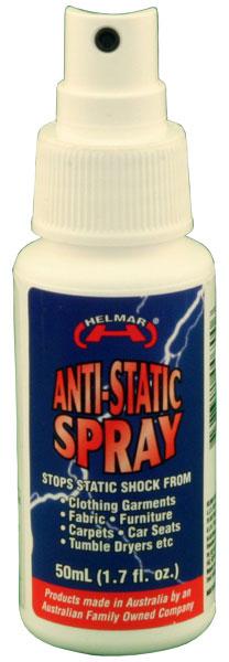 HELMAR Anti-Static Spray 1.7 fl.oz.