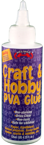 Craft & Hobby PVA Glue 4.23 fl.oz.