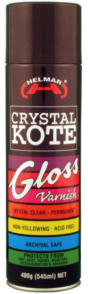 Crystal Kote Gloss Spray 14.11 oz.