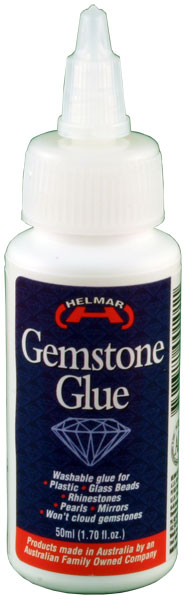 Gemstone Glue 1.7 fl.oz.
