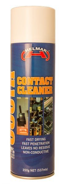 H1000 Electrical & Electronic Contact Cleaner 12.35 oz.