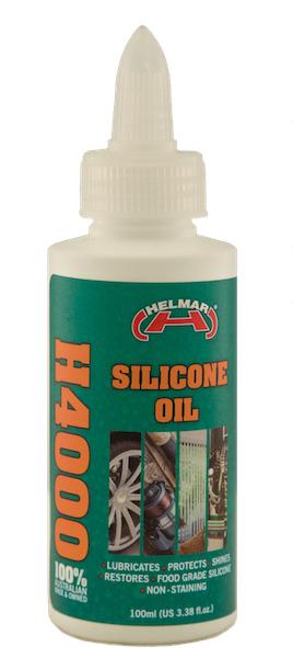 H4000 Silicone Oil 3.38 fl.oz.