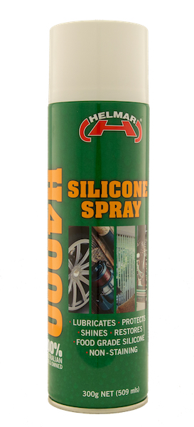 H4000 Silicone Spray 10.58 oz.