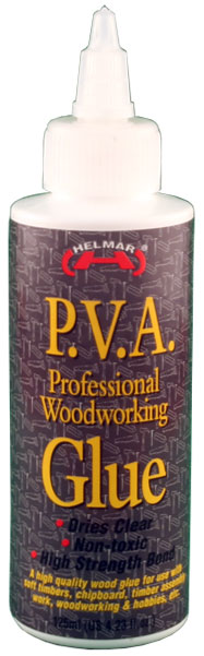 PVA Woodworking Glue Professional 4.23 fl.oz.