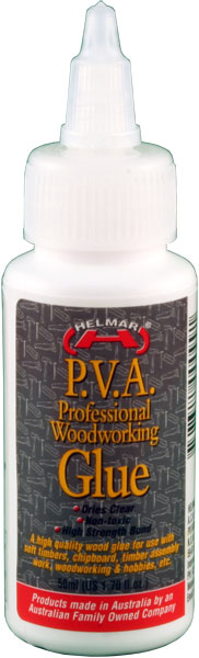 PVA Woodworking Glue Professional 1.7 fl.oz.