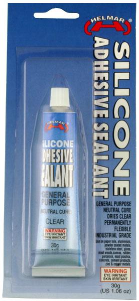 Silicone Adhesive/Seleant 1.06 oz.