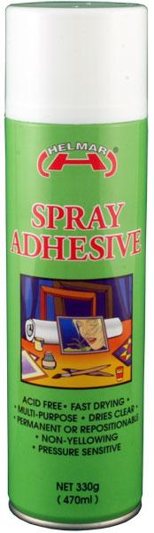 Spray Adhesive 11.64 oz.