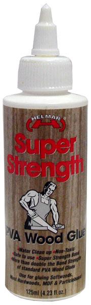 Super Strength PVA Wood Glue 4.23 fl.oz.